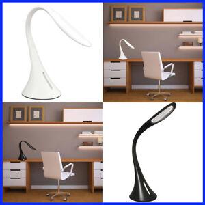 Ultrabrite Swan Led Desk Lamp With 2 Usb Ports 7