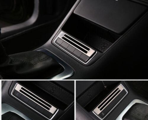 1pcs Stainless interior Gear box trim for Volkswagen VW Tiguan 2010-2016