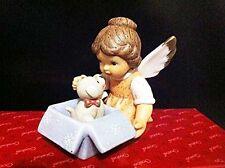 Hummel Goebel Angel with Dog New in box