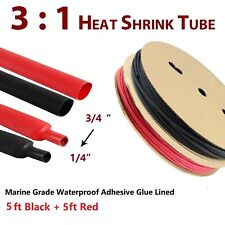Heat Shrink Tubing 31 Electrical Insulation Tube 34 Assorted Wire Cable Wrap