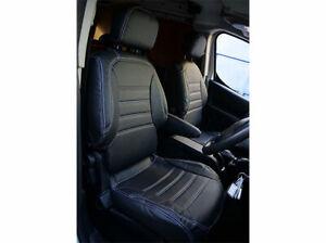 Similicuir 650g pour les housses de siège Mercedes Sprinter 2007, entièrement sur mesure Gris, rouge, bleu, noir