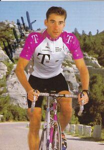 CYCLISME-carte-cycliste-MICHEL-LAFIS-equipe-TEAM-DEUTSCHE-TELEKOM-signee