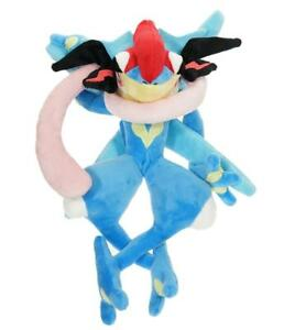 image is loading pokemon center greninja plush doll figure stuffed animal