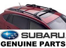 Subaru Impreza & XV Crosstrek Aero Roof Rack Kit Cross Bar Set - E361SFJ100