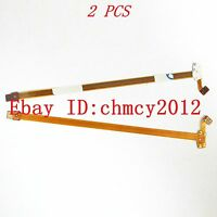 2pcs Lens Aperture Flex Cable For CANON EF-S 18-135mm Repair Part