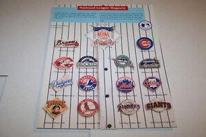 Vintage-Catalog-876-NATIONAL-LEAGUE-baseball-magnets-catalog