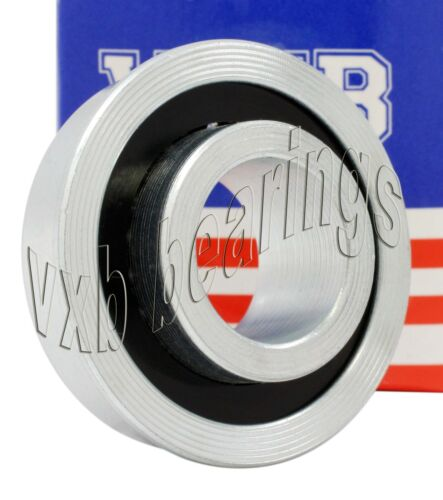 """F1232 Unground Flanged Full Complement 3//8/"""" Bore Radial Ball Bearings 0.375 inch"""