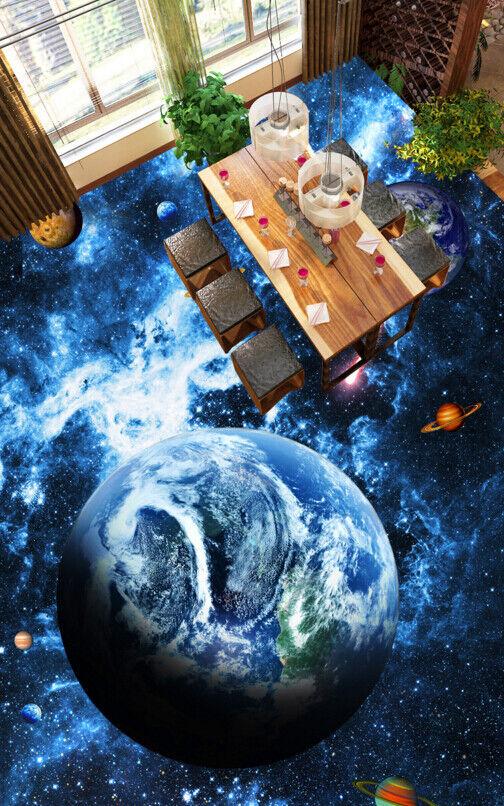 3D Universe Planets 783 Floor WallPaper Murals Wall Print Decal AJ WALLPAPER US