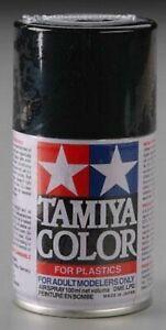 Tamiya-85006-Lacquer-Spray-Paint-TS-6-Matt-Black-100ml-Spray-Can