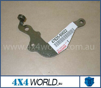 For Landcruiser HDJ78 HDJ79 Series Brake Bracket Bell Crank LH