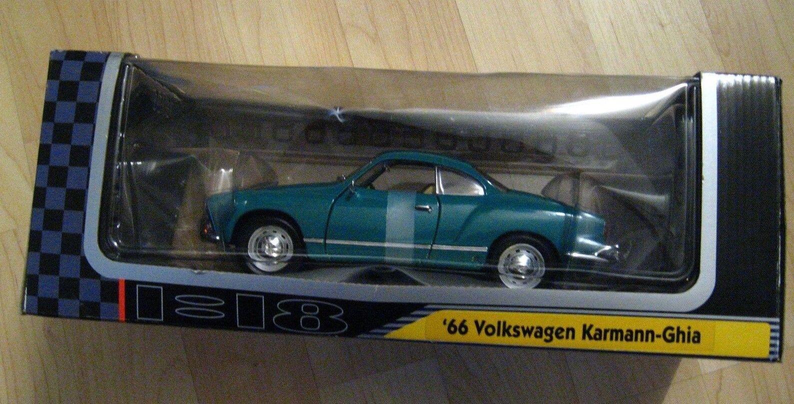 alla moda Karuomon Ghia 1966 VOLKSWAGEN modellololo modellololo modellololo Yat Ming Auto - 1998 Yatming 1 18 SCALA scatola  solo per te