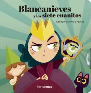 DéLicieux Blancanieves Y Los Siete Enanitos. Nuevo. Nacional Urgente/internac. Económico. Qualité Et Quantité AssuréE