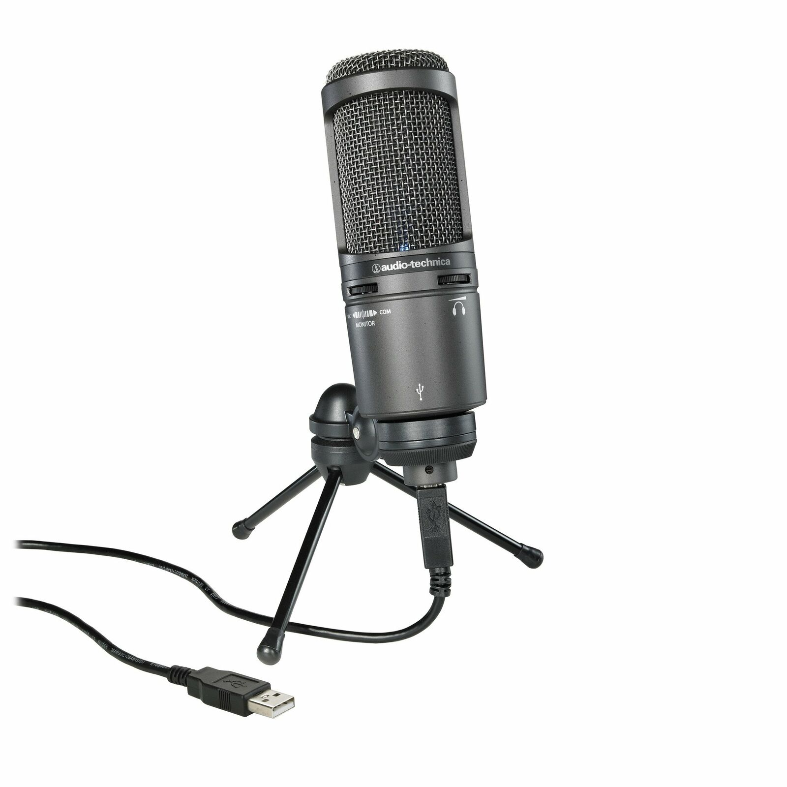 Audio-Technica  AT2020USB+ Microphone With USB Output
