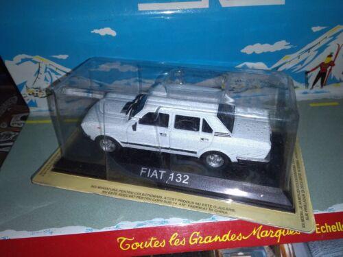 FIAT 132 NEUF EN BOITE 1//43