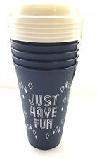 Just Have Fun Aladdin 5 Reusable To-Go Cups