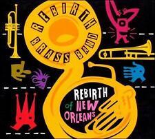 Rebirth of New Orleans [Digipak] by Rebirth Brass Band (Apr-2011, Basin...