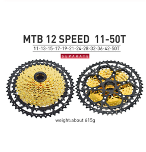 VG Sports MTB Bike Cassette 10//11//12 Speed Cassette Freewheel Bracket Sprocket