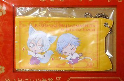 Kamisama Kiss Hajimemashita rubber strap promo official anime figure