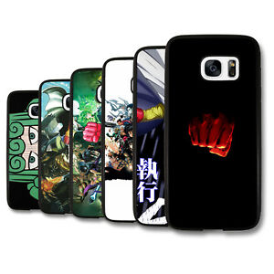 PIN-1-Anime-One-Punch-Man-Deluxe-Phone-Case-Cover-Skin-for-Samsung