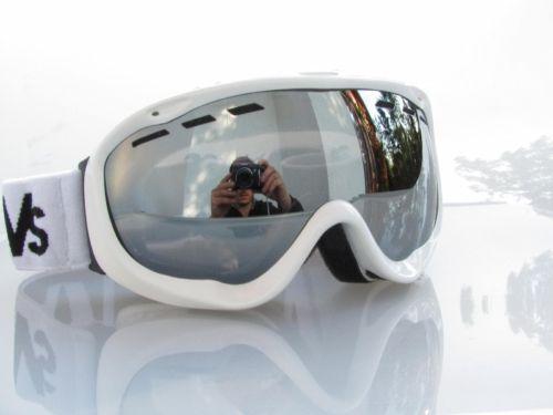 SNOWBOARDBRILLE SKIBRILLE von - RAVS - SKI GLETSCHER - Double Lens - ANTIFOG