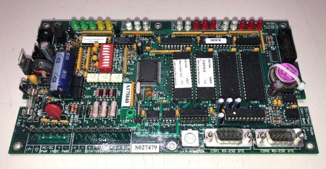 Schneider Electric Control Microsystems SCADAPack CONTROL BOARD 5203 ~FAST SHIP