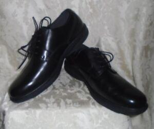 64fd7d1f8 New Nunn Bush Marvin St. Plain Toe Mens Oxford Size 10 XW MSRP ...