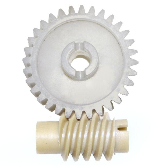 Hqrp Drive Worm Gear Kit For 41a2817 41c4220 41c4220a Garage Door Opener
