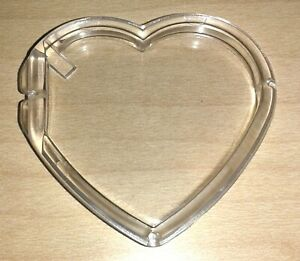 25-Ty-Beanie-Baby-Lockets-Heart-Shaped-Hard-Plastic-Tag-Protector-cases-tags-New