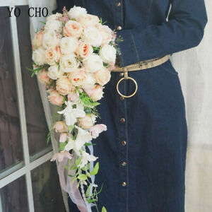 Identity Button Bouquets