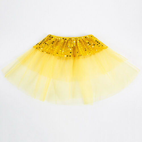 Todder Kids Girls Princess Ballet TuTu Dress up Dance Wear Costume Party Skirt