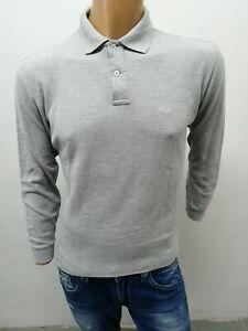 Dettagli su Polo FILA Uomo taglia M maglia maglietta t-shirt man manica  corta cotone 5776