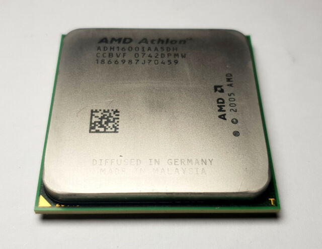 AMD ATHLON TM PROCESSOR LE-1600 64BIT DRIVER