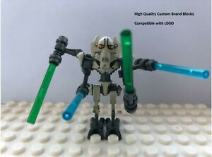 GENERAL-GRIEVOUS-STAR-WARS-MINI-FIGURE-Lego-MINI-FIG