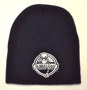 c0c2050df23 BUBBA GUMP SHRIMP CO.  Beanie Acrylic Knit Shedder Ski cap hat ...