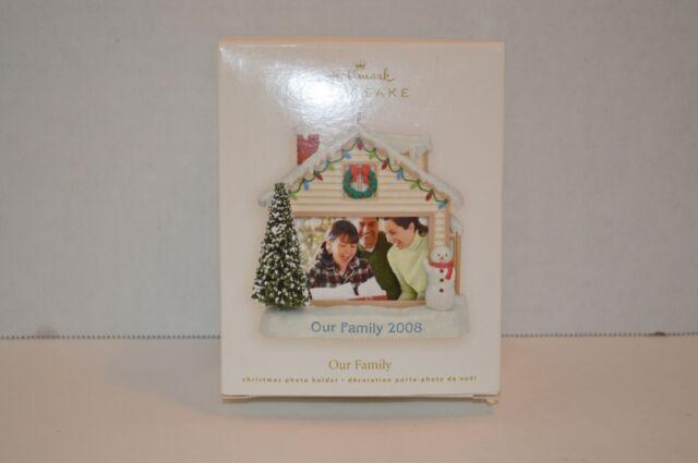 Hallmark Family Keepsake Christmas Ornaments