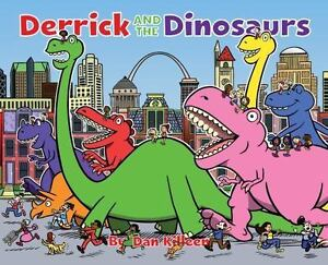 Derrick-and-the-Dinosaurs-Paperback-or-Softback