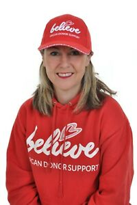 Adults-Hoodie-Believe-Organ-Donor-Support-various-sizes-available