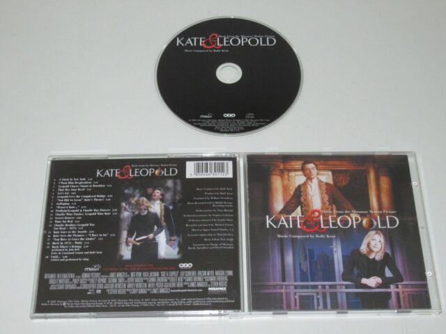 KATE & LEOPOLD/SOUNDTRACK/ROLFE KENT(MILAN 5050466 3011 2 3) CD ALBUM