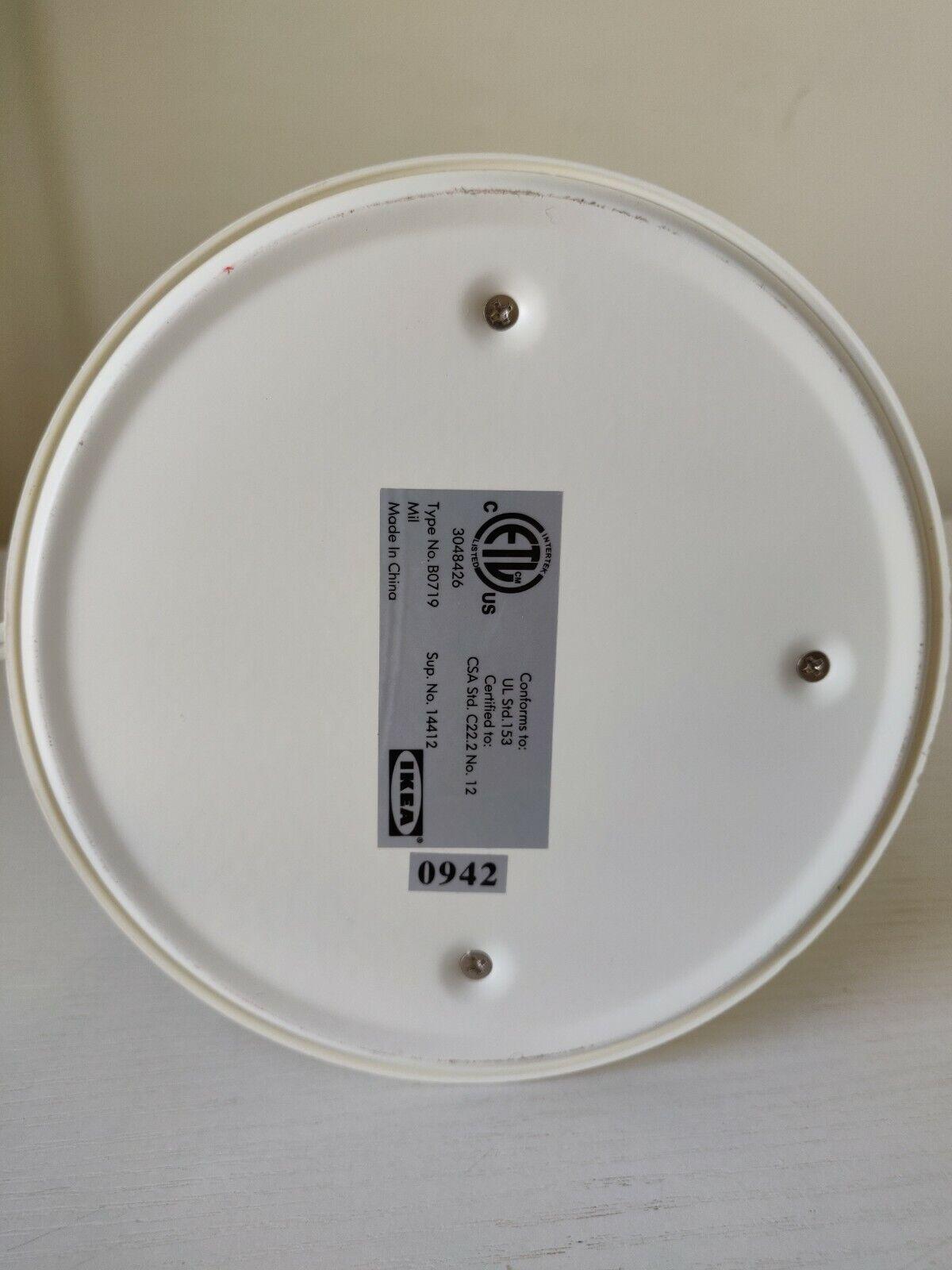 IKEA FRYEBO Halogen Desk Lamp B1227