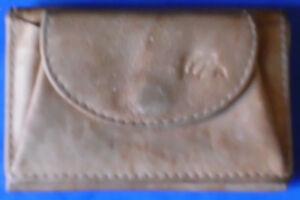 verrückter Preis neu authentisch preisreduziert Details zu Kleines Portmonee, Geldbörse für Frauen Drei Delfine Leder