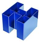 HAN Multiköcher Bravo 5 Fächer blau