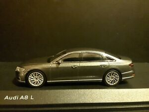 Audi A8 L D5 Type 4N 2018 Special Dealer Edition Diecast in 1/43