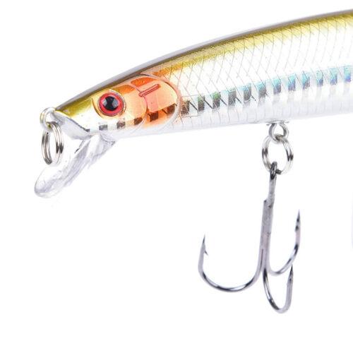 1pc 18cm//26g minnow fishing lures plastic baits hard lures bass crank baits 3 XJ