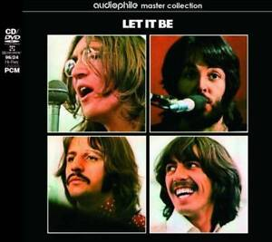 BEATLES / LET IT BE Audiophile Collection Hi-Res New Remaster [CD+DVD-Audio]