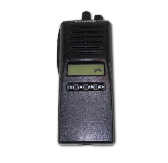 Kenwood TK380 TK 380 UHF 450 490 Mhz 250 Channels LTR Trunking RADIO ONLY
