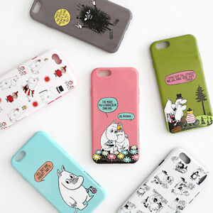 cheap for discount acfb8 b00b6 Details about Moomin Character iphone 6 Soft TPU Case 6 Type