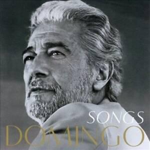 Plácido Domingo, Songs, Audio CD