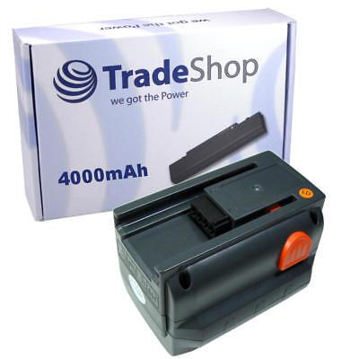 Trade-Shop AKKU 18V 4000mAh für Gardena HighCut 48-Li 8882 ErgoCut 48-Li 8878
