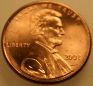 1983-P Lincoln Memorial Cent Uncirculated BU Red Penny
