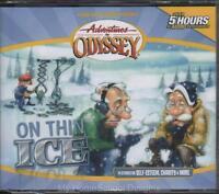 Adventures In Odyssey 7 On Thin Ice 4-cd Christian Children's Audio Set